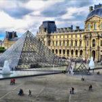 Центр Парижа — Лувр