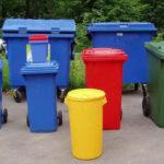Основные разновидности мусорных контейнеров