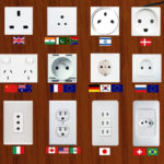 Разновидности бытовых электрических розеток